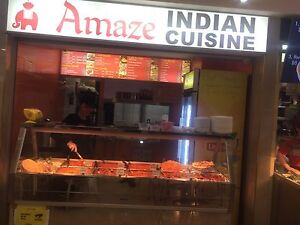 Amaze Indian cuisine For Sale North Sydney North Sydney Area Preview