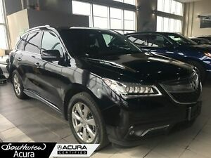 2016 Acura MDX Entertainment Package, Elite Package, Navigation