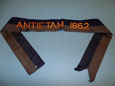 rst055 Civil War US Army Flag Streamer Antietam 1862