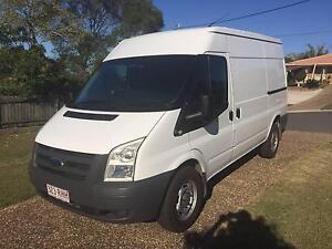 2010 ford transit 2ton van for sale Collingwood Park Ipswich City Preview