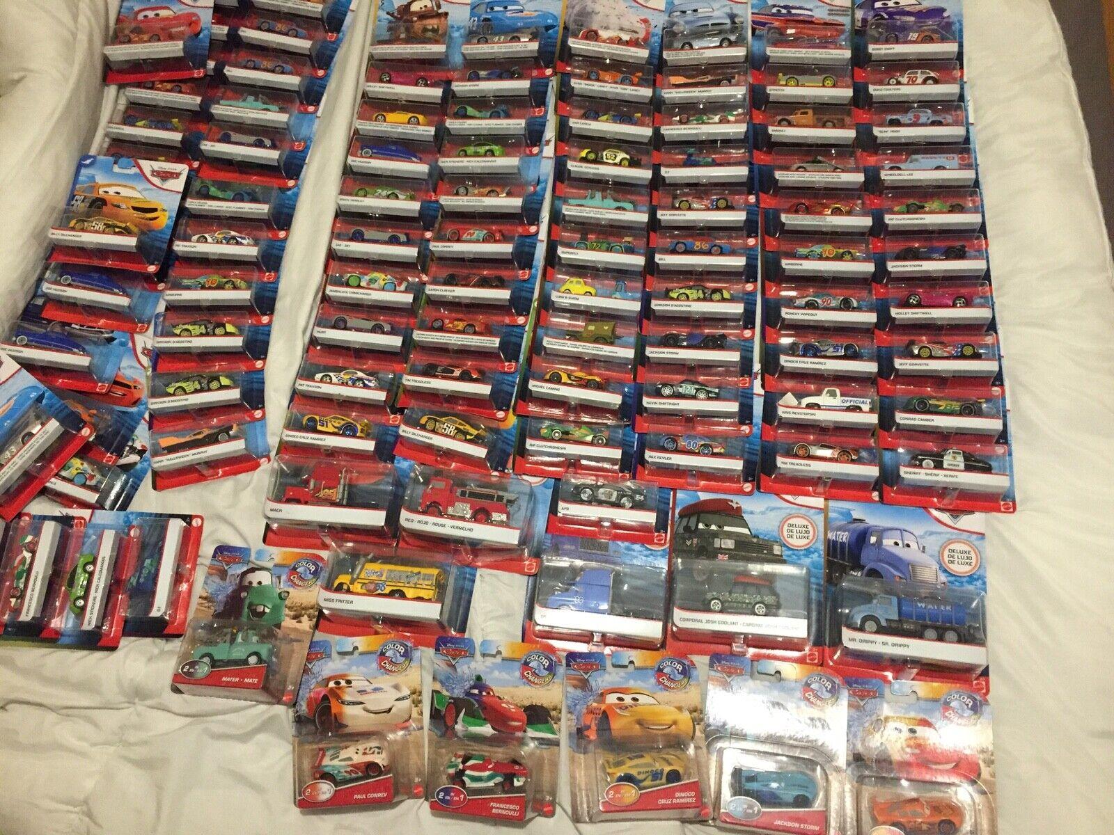Cars 3 Disney Pixar Movie Poster Lightning Mcqueen Race For Sale Ebay