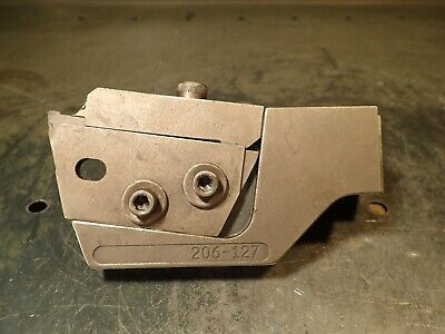 Manchester 206-127 Lathe Carbide Insert Od Grooving Tool Holder 1-14 High Block