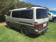 1998 Toyota Hiace campervan great condition fully equipped Sydney City Inner Sydney Preview