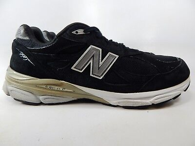 New Balance 990 v3 Size US 14 M (D) EU 49 Men's Running Shoes Black M990BK3