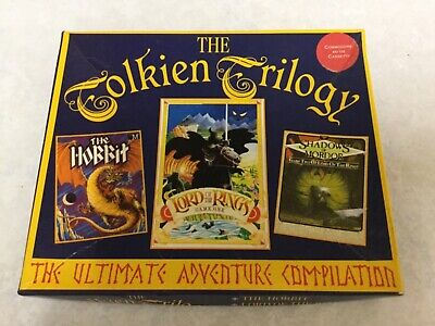 The Tolkien Trilogy - Commodore 64/128
