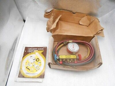 Hvac Mainfold By Yellow Jacket 49213