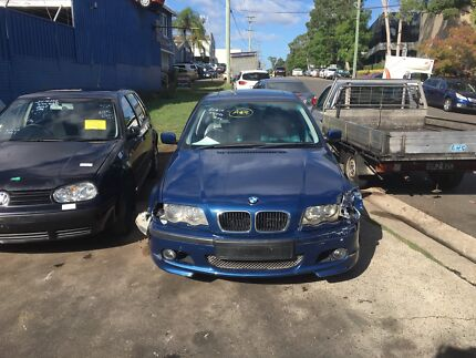 BMW E46 330i 2001 Blue automatic now wrecking!! Northmead Parramatta Area Preview