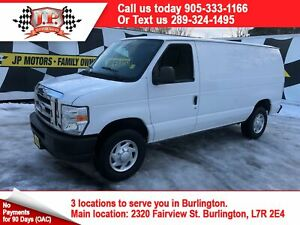 2014 Ford Econoline Commercial, Automatic, 73, 000km