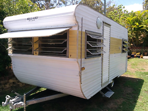 MILLARD 1984 CARAVAN REFURBISHED STUNNING CONDITION Mudgeeraba Gold Coast South Preview