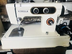 OMEGA Industrial Strength Sewing Machine