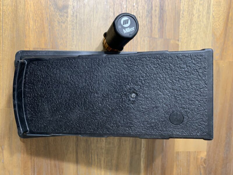 miller wireless foot control