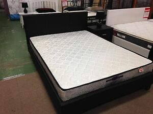 BRAND NEW!!!!! Queen Bed and Mattress BLACK or WHITE $299 Cannington Canning Area Preview
