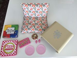 American Girl Lounge Games Set
