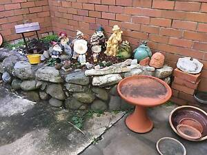 Terracotta bird bath Albany Creek Brisbane North East Preview