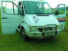 2001 Mercedes-Benz Other Van Long Wheel Base Dual Wheel unreg Minden Somerset Area Preview