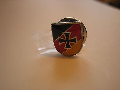"Ansteckpin Reservisten  ""EK""  mittel"
