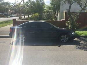 2001 Audi A4 Sedan Croydon Park Canterbury Area Preview