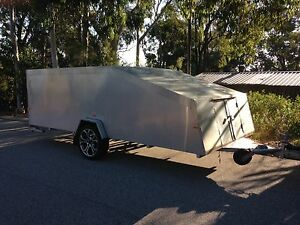 Enclosed race car motorbike trailer Kalamunda Kalamunda Area Preview
