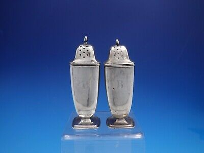 TOWLE sterling 180 silver salt /& pepper