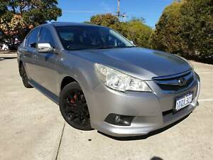 2011 Subaru Liberty Premium leather and sunroof Wangara Wanneroo Area Preview