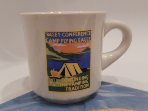 BSA Order of the Arrow SE1 Section Conference 1984 Coffee Mug