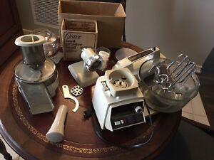 Vintage Oster 5 in 1 kitchen center