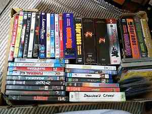 Dvds for sale Punchbowl Canterbury Area Preview