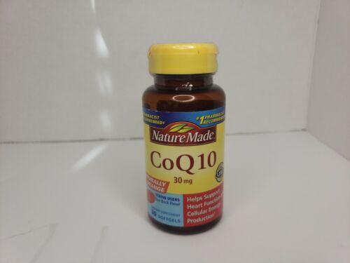 Nature Made CoQ-10, 30mg, 30 Softgels