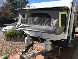 2017 Jayco Outback Expanda Caravan (model 20.64-1.OB.17EX)