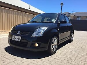 Suzuki swift S 2007 low ks very good condition !!!! Seaford Meadows Morphett Vale Area Preview