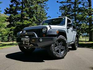 2010 Jeep Wrangler Softtop/Hardtop Seven Hills Blacktown Area Preview