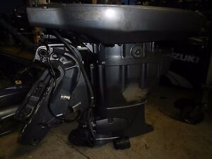 1999 yamaha 100hp 4 stroke outboard F100TLRX mid section