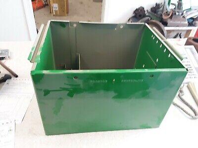 John Deere 720730 Diesel Pony Motor Battery Box