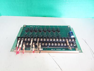 Ikegai Tc8 Cnc Lathe Relay Output Unit P002 03030047 M206d-35p