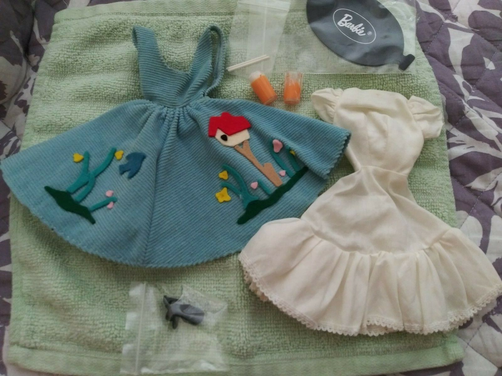 Vintage Barbie Friday Night Date 1960-1964 979 Outfit - $50.00
