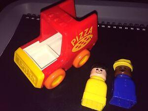 Tonka Pizza Truck