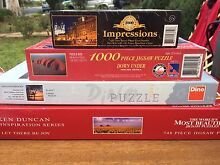 Jigsaw puzzles Hope Valley Tea Tree Gully Area Preview