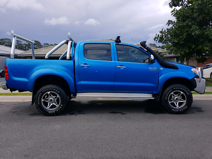 Toyota Hilux SR5 2006 turbo diesel Safety Beach Coffs Harbour Area Preview