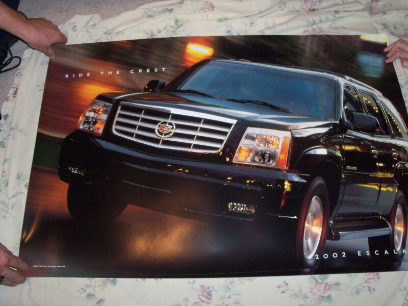 2002 Cadillac Escalade Poster
