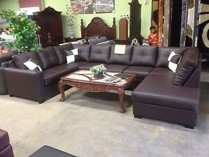 Custom Size Sectionals Direct From Manufacturer