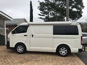 Toyota HiAce 2012 Pop Top Campervan Forresters Beach Gosford Area Preview