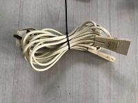6 ft Universal Power Cord For Bernina Pfaff Sewing Machines Elna Janome