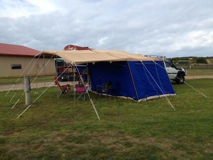 Camper Trailer - Off-road. Willetton Canning Area Preview