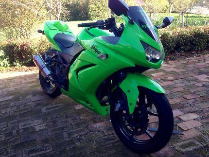 Kawasaki ninja ex250J (learner legal)  Muswellbrook Muswellbrook Area Preview