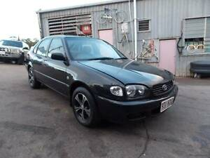 00 Toyota Corolla 4CYL, AUTO, SUNROOF, MAGS, TOW BAR, RWC. Kingston Logan Area Preview