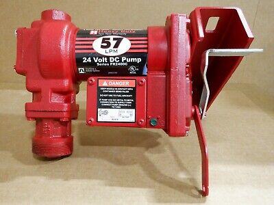 Fill-rite Fr2410cx Fuel Transfer Pump