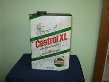 CASTROL 1960'S ONE GALLON OIL TIN Riverwood Canterbury Area Preview