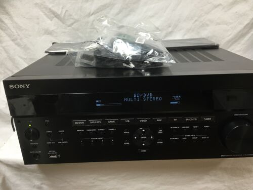Sony STR-ZA1000ES 7.2 Channel 4K Network Audio Video Receive