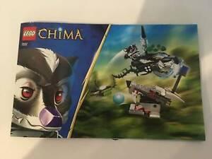 Lego Legends of Chima 8 x Speedorz Set