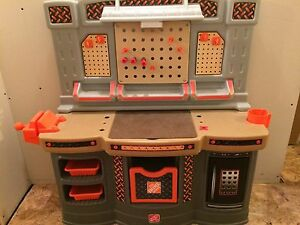 Kids Home Depot Workbench